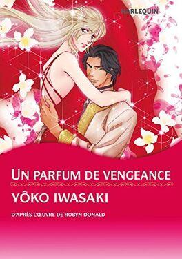 Couverture du livre : Un parfum de vengeance