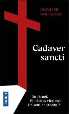 Couverture du livre : Cadaver sancti