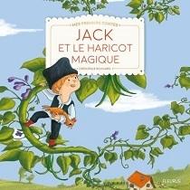 Couverture du livre : Jack et le haricot magique