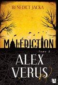 Alex Verus, Tome 2 : Malédiction
