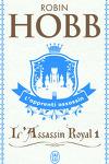 couverture L'Assassin royal, Tome 1 : L'Apprenti Assassin