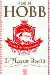 couverture L'Assassin royal, Tome 3 : La Nef du crépuscule