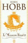 couverture L'Assassin royal, Tome 2 : L'Assassin du roi
