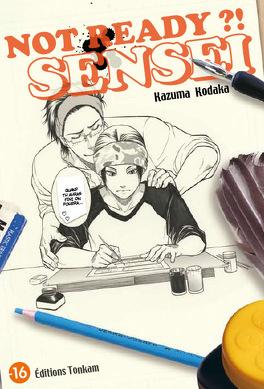 Couverture du livre : Not ready ?! Sensei