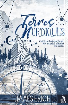 Couverture du livre : Terres Nordiques