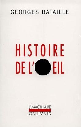Couverture du livre : Histoire de l'oeil