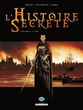 Couverture du livre : L'Histoire Secrète, tome 5 : 1666