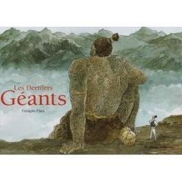 Couverture du livre : Les Derniers Géants