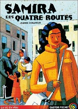 Couverture du livre : Samira des quatre routes