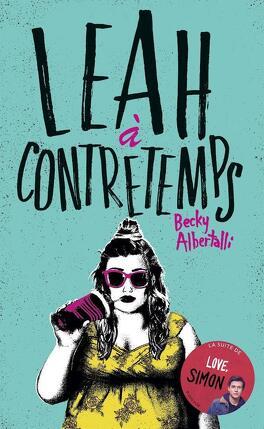 Couverture du livre : Leah à contretemps