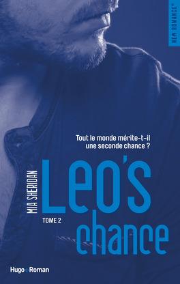 Couverture du livre : Leo, Tome 2 : Leo's Chance
