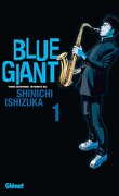 Blue Giant, Tome 1