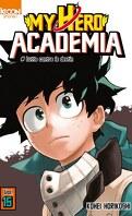 My Hero Academia, Tome 15 : Lutte contre le destin