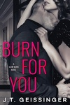 couverture Slow Burn, Tome 1 : Burn for You