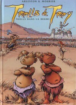 Couverture du livre : Trolls de Troy, Tome 6 : Trolls dans la brume