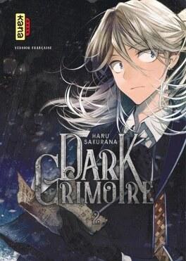 Couverture du livre : Dark Grimoire, Tome 2