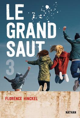 Couverture du livre : Le Grand Saut, Tome 3