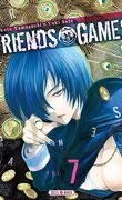 Friends Games, Tome 7