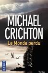 couverture Le Parc Jurassique, Tome 2 : Le Monde Perdu