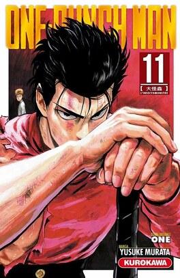 Couverture du livre : One Punch-Man, Tome 11