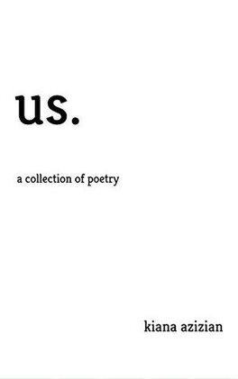 Couverture du livre : us : a collection of poetry