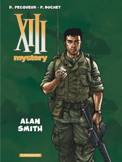Couverture de XIII Mystery, Tome 12 : Alan Smith