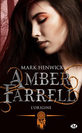 Couverture du livre : Amber Farrell, HS : L'Origine