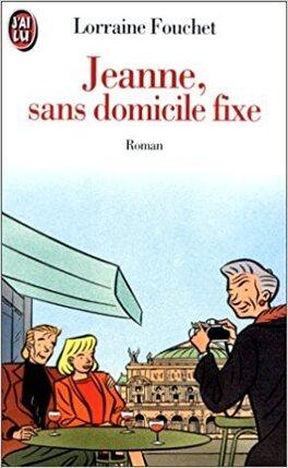 Couverture du livre : Jeanne, sans domicile fixe