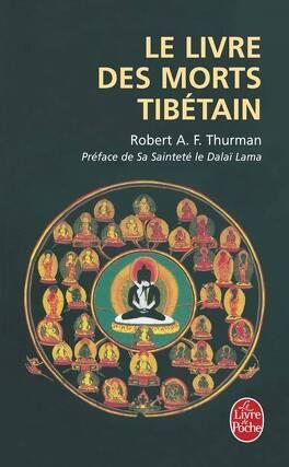 Couverture du livre : Le Livre des morts tibétain