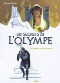 Les secrets de l'Olympe, Tome 2 : Le sommeil des Immortels