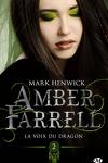 couverture Amber Farrell, Tome 2 : La Voix du dragon