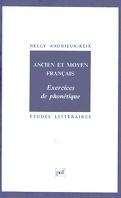 Ancien et moyen français : exercices de phonétique