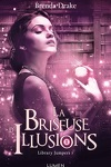 couverture Library jumpers, Tome 3 : La briseuse d'illusions