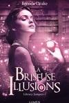couverture Library jumpers, Tome 3 : La briseuse d'illusions