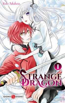 Couverture du livre : Strange Dragon, tome 1