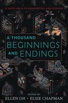 Couverture du livre : A Thousand Beginnings and Endings