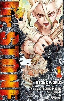 Couverture du livre : Dr. Stone, Tome 1 : Stone World