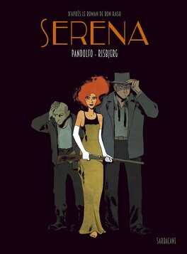 Couverture du livre : Serena