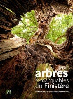 Couverture du livre : Arbres remarquables du Finistère