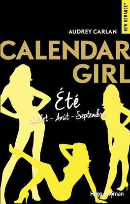 Couverture du livre : Calendar Girl - Saison Été