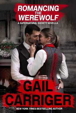Couverture du livre : Romancing the werewolf