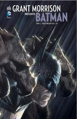 Couverture de Batman - Grant Morrison présente : Intégrale, tome 2