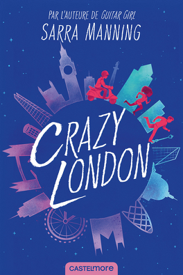 Couverture du livre : Crazy London