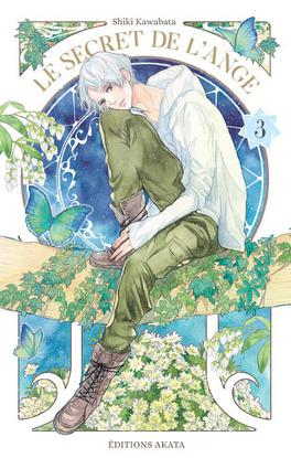 Couverture du livre : Le secret de l'ange, tome 3