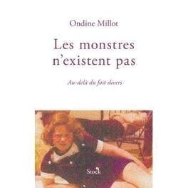 Couverture du livre : Les monstres n'existent pas