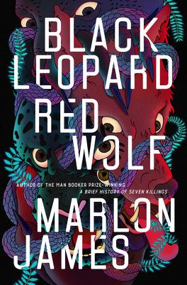 Couverture du livre : The Dark Star Trilogy, tome 1 : Black Leopard, Red Wolf