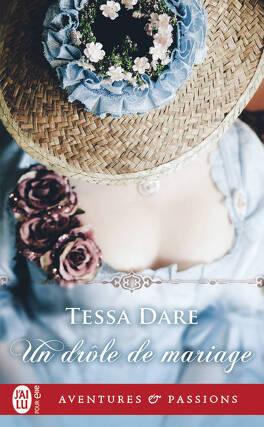 Couverture du livre : Girl Meets Duke, Tome 1 : Un drôle de mariage