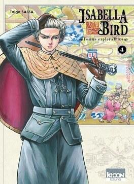 Couverture du livre : Isabella Bird, femme exploratrice, tome 4