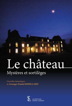 Couverture de Le Château Mystères et Sortilèges