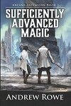 couverture Arcane Ascension, Tome 1 : Sufficiently Advanced Magic